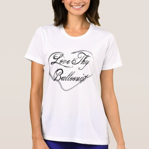 Ame a Thy Balloonist T Shirts