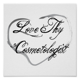 Ame a Thy Cosmetologist Poster