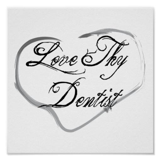 Ame a Thy dentista Impresiones