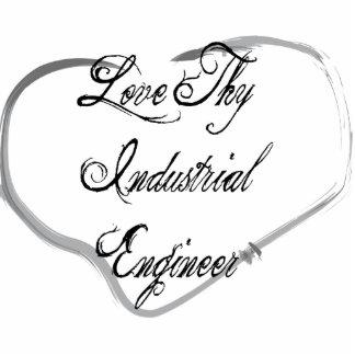 Ame a Thy ingeniero industrial Esculturas Fotograficas