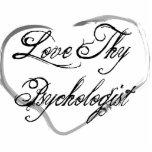 Ame a Thy psicólogo Escultura Fotográfica