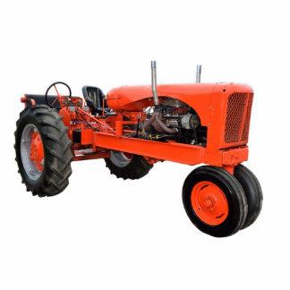 Ame esos tractores viejos fotoescultura vertical