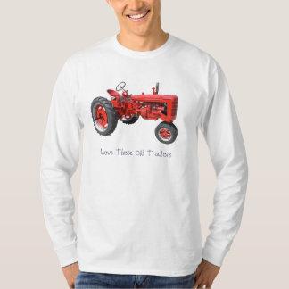 Ame esos tractores viejos playera