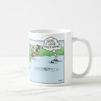 Ame este juego tazas de café