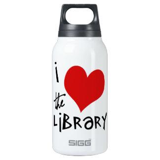 Ame la biblioteca