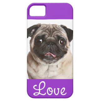 Ame la cubierta púrpura del caso del iPhone 5 del iPhone 5 Case-Mate Coberturas