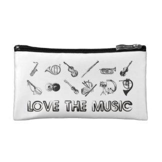 Ame la música con estos instrumentos musicales