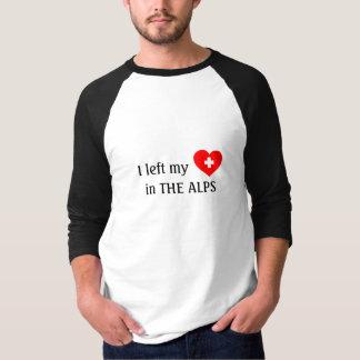 Ame las montañas - camiseta o sudadera con capucha