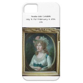 Amélie Julie Candeille 1791 iPhone SE/5/5s Case