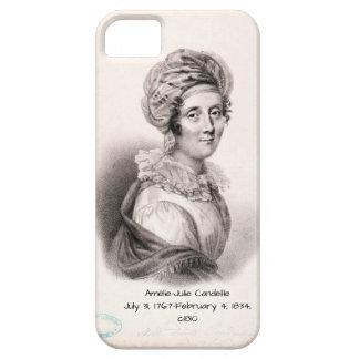 Amélie Julie Candeille c1810 iPhone SE/5/5s Case