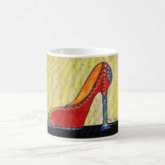 ¡Ame los zapatos! Taza