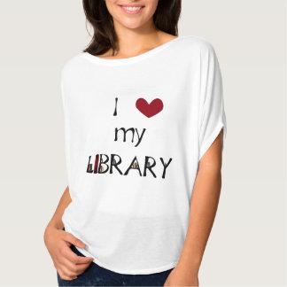 Ame mi biblioteca playera