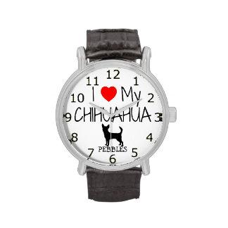 Ame mi chihuahua relojes