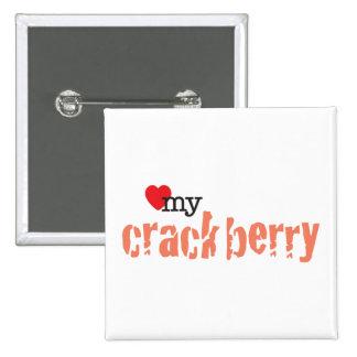 Ame mi Crackberry Pins