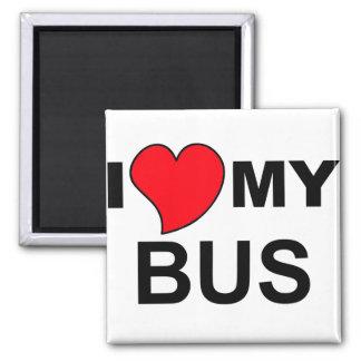 Ame mi imán del autobús