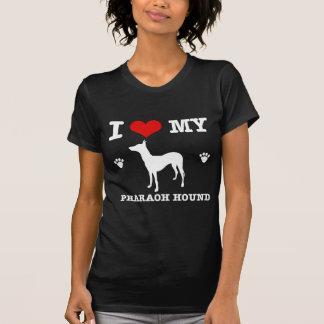 Ame mi perro del Pharaoh Camiseta
