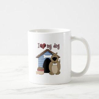Ame mi perro taza