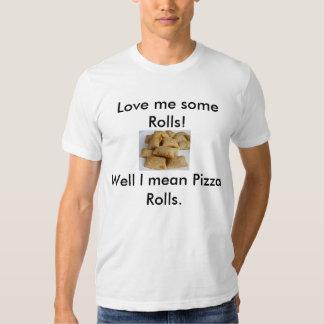 Ame mi pizza Rolls Polera