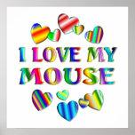 Ame mi poster del ratón