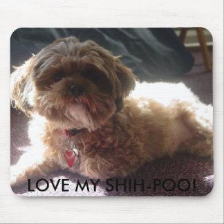 ¡AME MI SHIH-POO! MOUSE PADS