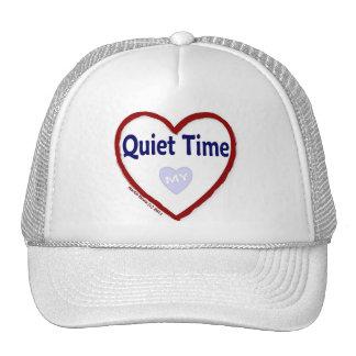 Ame mi tiempo reservado gorras de camionero