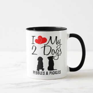 Ame mis DOS perros