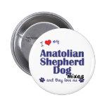 Ame mis mezclas de Anatolia del perro de pastor (l Pins
