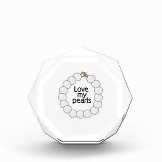 Ame mis perlas