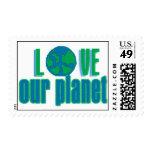 ame nuestro planeta sellos