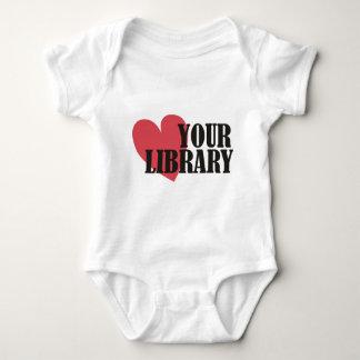 Ame su biblioteca playera