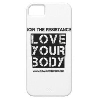 Ame su caso del iPhone del cuerpo Funda Para iPhone SE/5/5s