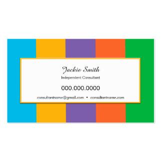 AME SU PIEL - tarjeta de visita