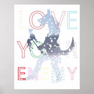Ame su poster enemigo