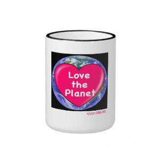 """Ame taza de café del planeta"""