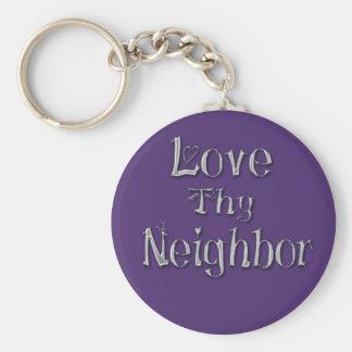 Ame Thy llavero vecino
