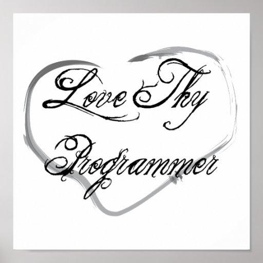 Ame Thy programador Impresiones