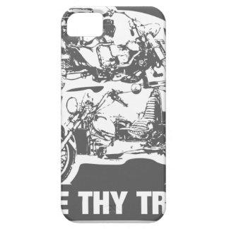 ame thy trike - motocicleta iPhone 5 fundas
