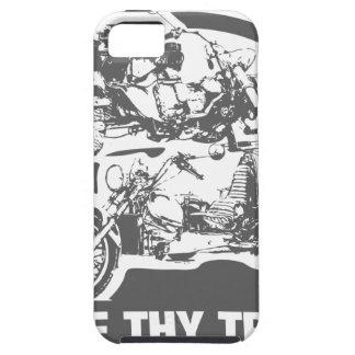 ame thy trike - motocicleta iPhone 5 carcasa