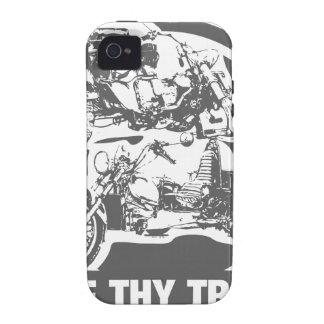 ame thy trike - motocicleta Case-Mate iPhone 4 carcasa
