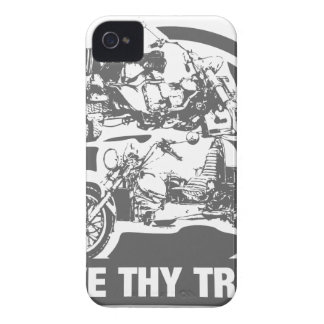 ame thy trike - motocicleta Case-Mate iPhone 4 funda