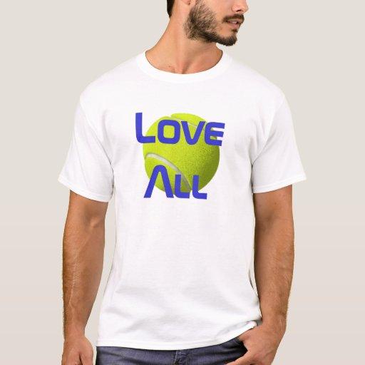 Ame toda la camiseta