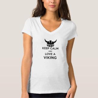 ¡Ame Viking! Remera