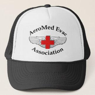 AMEA Logo drop shadow version Trucker Hat