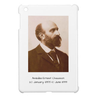 Amedee-Ernest Chausson Case For The iPad Mini