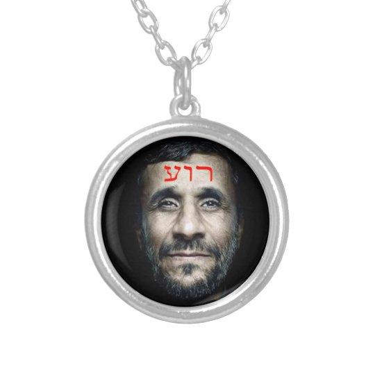 amedenhood.jpg silver plated necklace