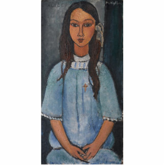 Amedeo Modigliani - Alice Cutout