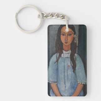 Amedeo Modigliani - Alice Keychain