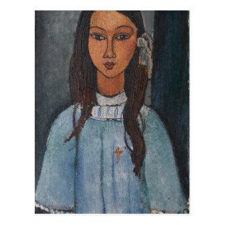 Amedeo Modigliani - Alice Postcard