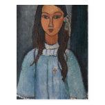 Amedeo Modigliani - Alicia Postales