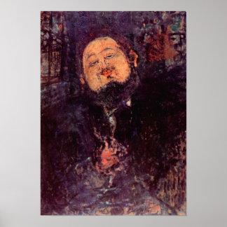 Amedeo Modigliani - Diego Rivera Posters
